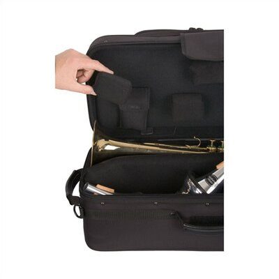 ProTec iPAC Double Trumpet Case with Wheels