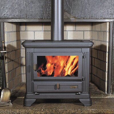 Jurassien 1,500 Square Foot Wood Burning Stove