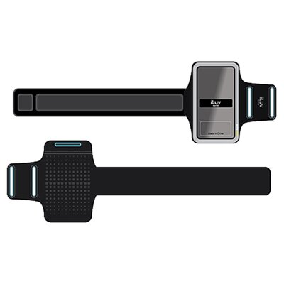 <strong>iLuv</strong> iPhone 5 Sports Arm Band