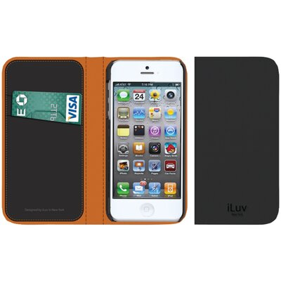 iLuv Leather Diary iPhone 5 Case