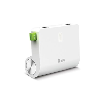 iLuv Dual USB Wall Charger