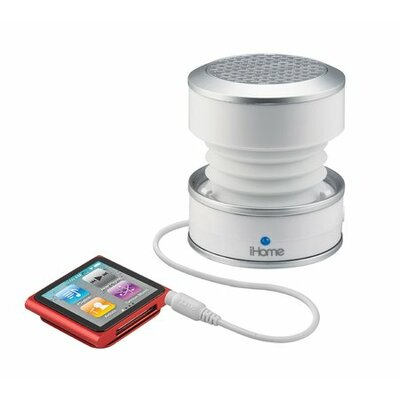 iHome Mini Multi-Media Speaker