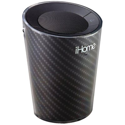 iHome Portable Cupholder Bluetooth Speaker and Speaker Phone