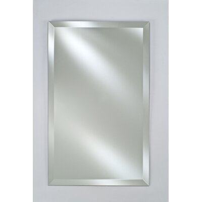 Afina Radiance Rectangular Frameless Wall Mirror