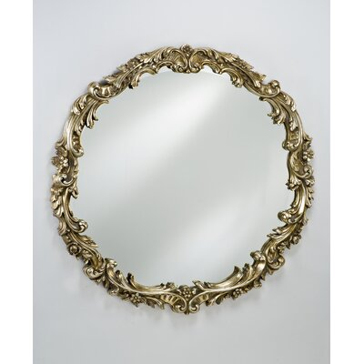 Timeless Traditionals Round Wall Mirror
