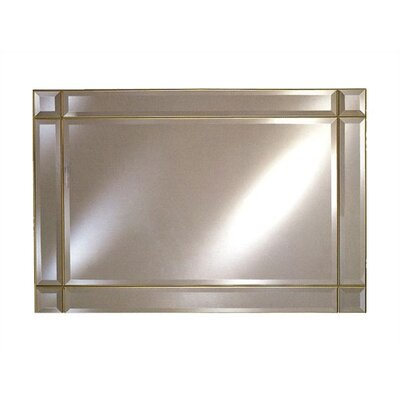 Afina Radiance Rectangular Wall Mirror
