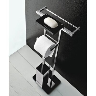 Toscanaluce by Nameeks Four Function Butler with Plexiglass Base