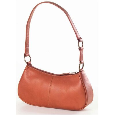 Clava Leather Vachetta L'il Hobo Handbag in Tan
