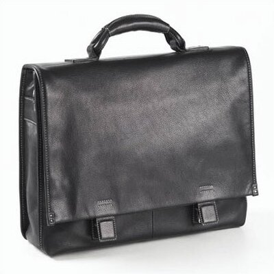 Clava Leather Tuscan Leather Briefcase