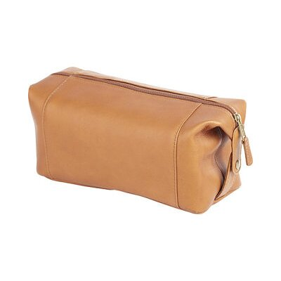 Clava Leather Clava Leather Quinley Expandable Toiletry Case
