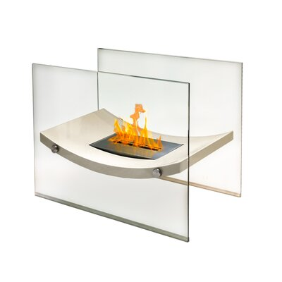 Broadway Floor Standing Fireplace