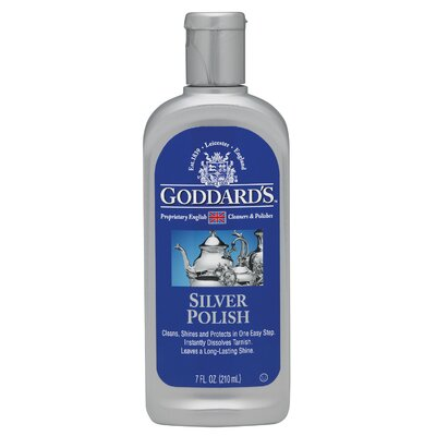 Goddards 7 oz. Liquid Silver Polish