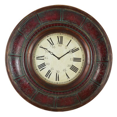 "<strong>UMA Enterprises</strong> Toscana Oversized 39"" Wall Clock"