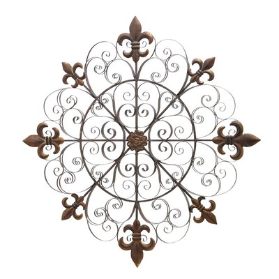 UMA Enterprises Rustic Universal Metal Wall Décor