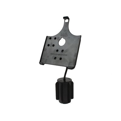 RAM Mount Ram-A-Can II Flex Arm Cup Holder Mount for the Apple iPad and iPad 2