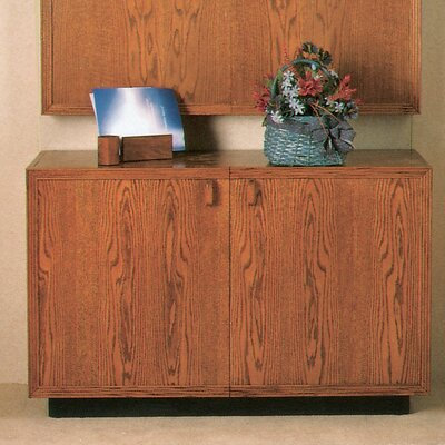 "Claridge Products 48"" Rounded Credenza"