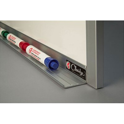 Claridge Products TrimLine Series 4' x 10' Whiteboard
