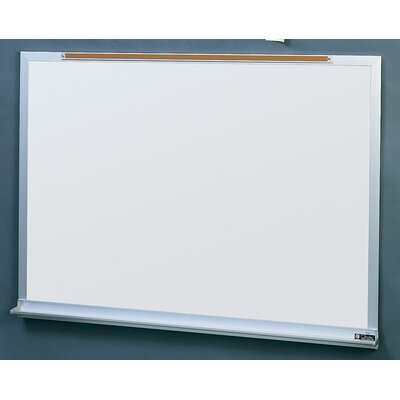 Claridge Products Series 1300 Factory-Built 4' x 6' Whiteboard