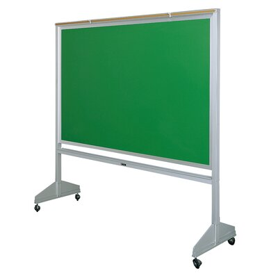Claridge Products Deluxe Revolving Two-Sided Chalkboard