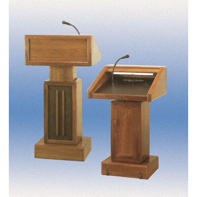 Claridge Products No. 326 Adjustable Height Lectern