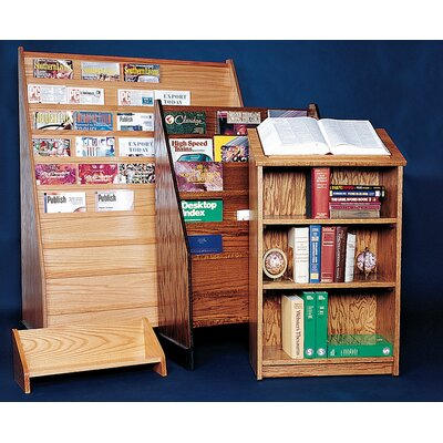 Claridge Products Book Rack