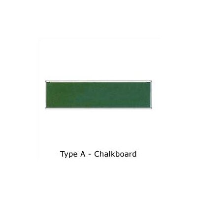 Claridge Products 148.Series 800 Type A Chalkboard (2' H x 3' W)