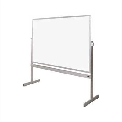 Claridge Products Premiere Aluminum Frame Reversible Markerboard (LCS) 3'H x 4'W