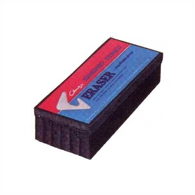 Claridge Products Standard Sewed Eraser (Dozen)