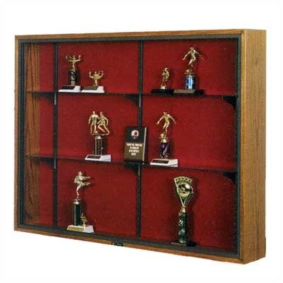 Claridge Products Sliding Door Display Case