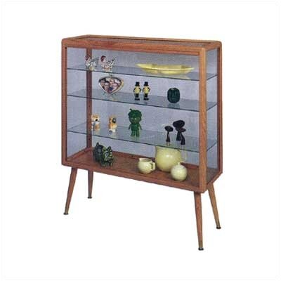 Claridge Products No. 739 Freestanding Display Case