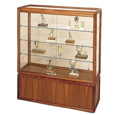 Claridge Products No. 742 Freestanding Display Case