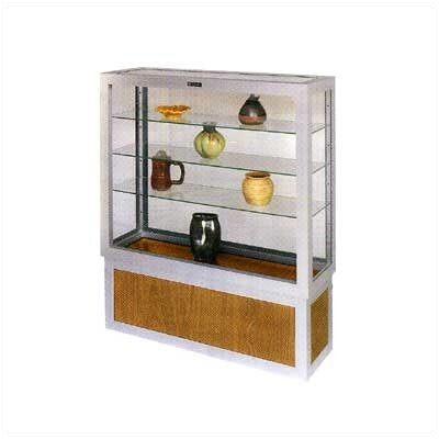 Claridge Products No. 332/B Wood Base Display Case
