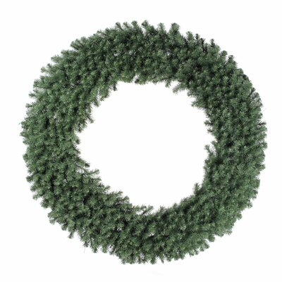 "Vickerman Co. Douglas Fir 72"" Wreath"