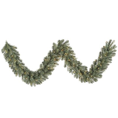 Vickerman Co. Colorado Spruce Garland with 100 Dura-Lit Lights