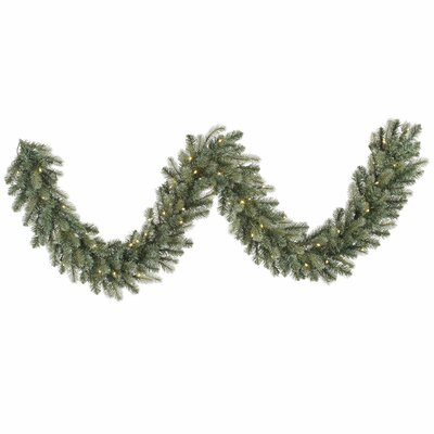 Vickerman Co. Colorado Spruce Garland with 80 LED Lights