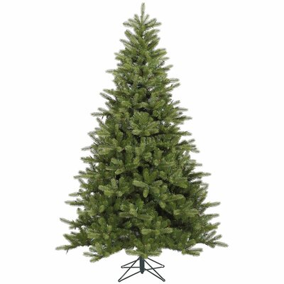 Vickerman Co. King 5.5' Green Spruce Artificial Christmas Tree with Stand