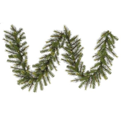 Vickerman Co. Jack Pine Garland with 50 Dura-Lit Lights