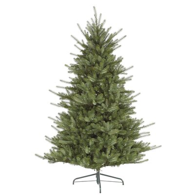 Vickerman Co. Colorado 7.5' Green Spruce Artificial Christmas Tree with 720 LED White Lights with Stand