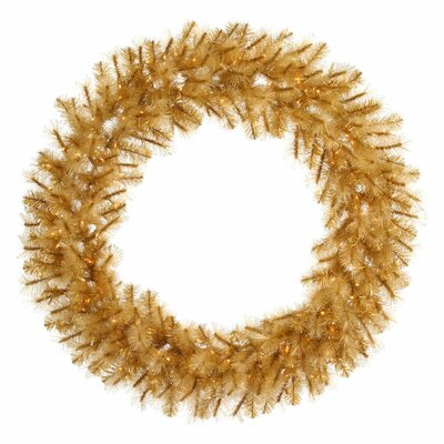 Vickerman Co. Glitter Cashmere Wreath