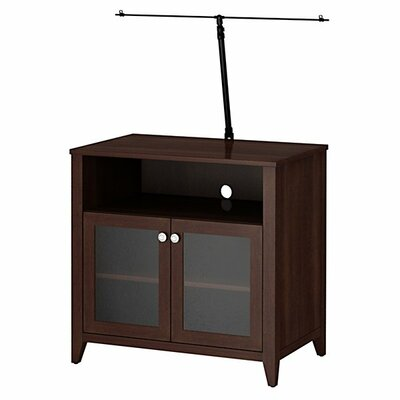 "kathy ireland Office by Bush Grand Expressions Tall 30"" TV Stand"