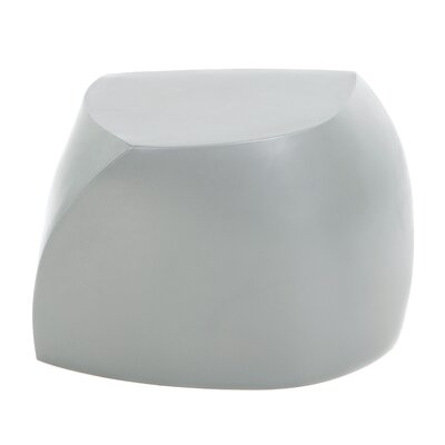 Heller Frank Gehry Three Sided Cube Ottoman