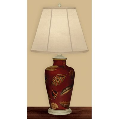 JB Hirsch Home Decor Shells Table Lamp