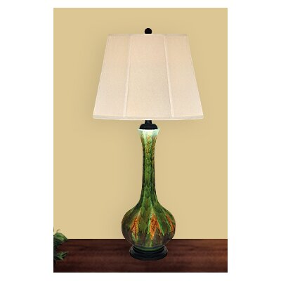 JB Hirsch Home Decor Genie Table Lamp