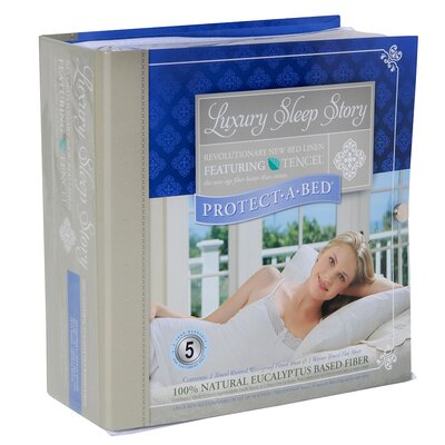 Protect A Bed Luxury Fitted Mattress Protector & Reviews