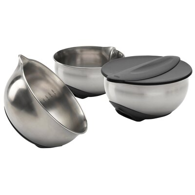 Jamie Oliver Jamie Oliver 3-Piece Tilt/Mix Bowl Set