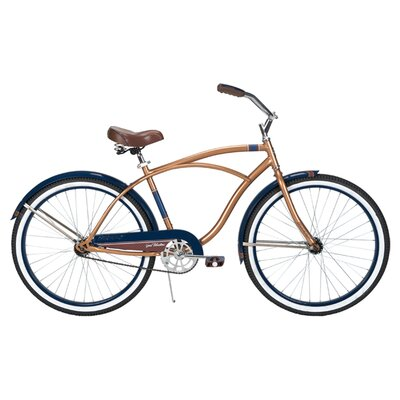 Huffy Men's Good Vibration Cruiser Bike