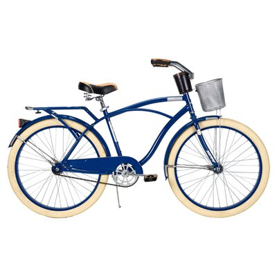 <strong>Huffy</strong> Men's Deluxe Cruiser Bike