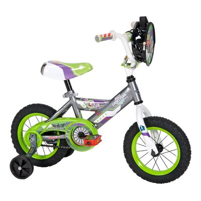 "Huffy Boys 12""  Toy Story Three Bicycle with Training Wheels"