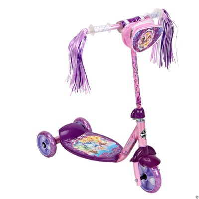 "Huffy 6"" Princess Scooter"