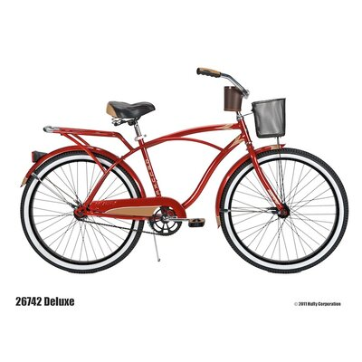 Huffy Men's Deluxe Cruiser